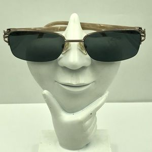 Kirkland Signature Silver Oval Sunglasses Frames